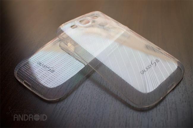 Samsung Slim Cover para el Galaxy SIII