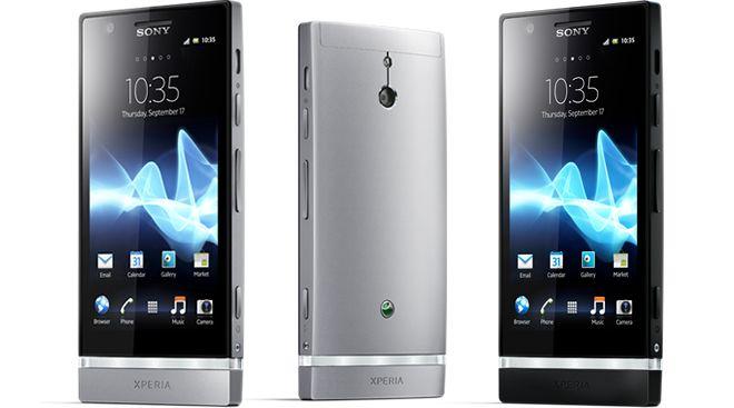 Sony Ericsson Xperia U