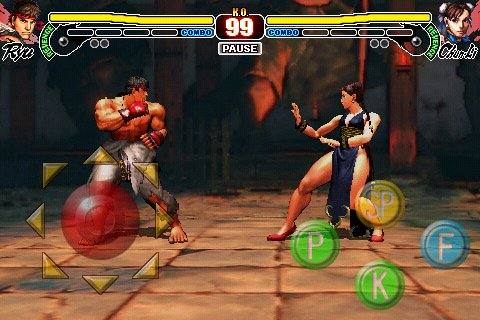 Street Fighter HD Para Android