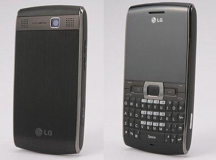 Temas favoritos para LG GW550