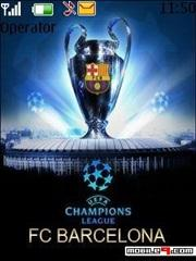 Tema Barca Champions-Fútbol