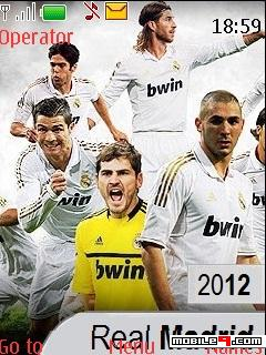 Tema Real Madrid-Deportes