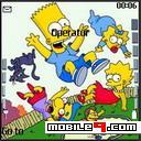 Tema Simpsons-Caricatura