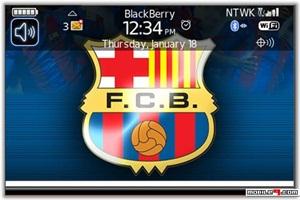 Tema Barcelona FC-Deporte