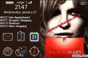 Tema bb Gucci Rush-Marca