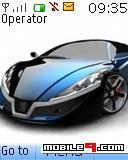 Tema coche-Auto motivo