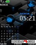 Tema Nokia Blue-Tecnología