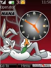 Tema Bunny-Caricatura