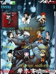 Tema Naruto-Juegos