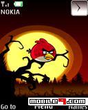 Tema Angry bird-Caricatura