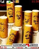 Tema Cigarrillos divertido-Gracioso
