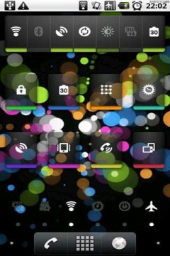 Nuevos temas para HTC Legend