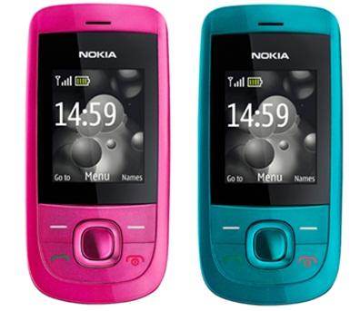 Temas para Nokia 2220 Slide