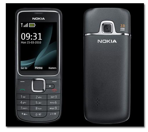 Temas gratis para Nokia 2710 Navegación Edition