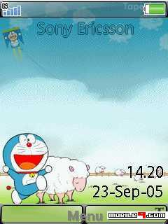 Temas para Sony Ericsson Z750