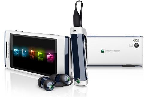 Temas para Sony Ericsson aino
