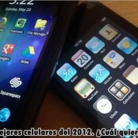 Los mejores celulares del 2012