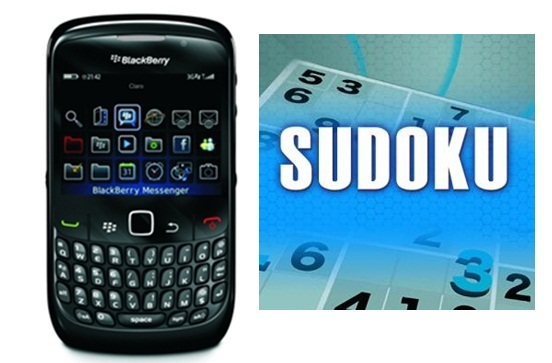 Aplicaciones para Blackberry: Juegos Sudoku
