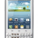 Samsung Galaxy Chat: Un teléfono social QWERTY con Ice Cream Sandwich