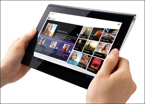 Características del Sony Tablet S1