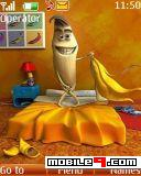 tema Funny Banana-Gracioso