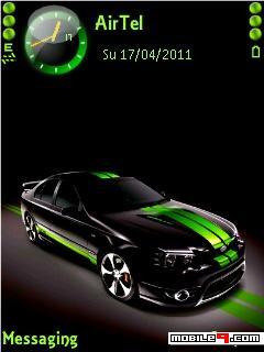 Tema Iconos de coches- Auto Motivo