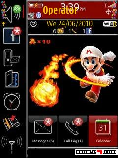 tema Mario-Juego