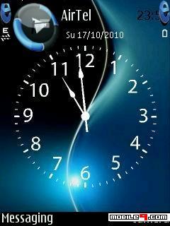 tema Clock-Tecnología