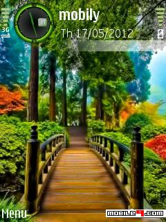 tema Magical Garden-Naturaleza