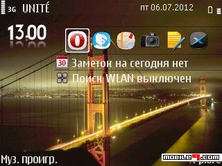 Tema Golden Gate-Tecnología