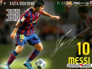 Tema Messi-Deporte