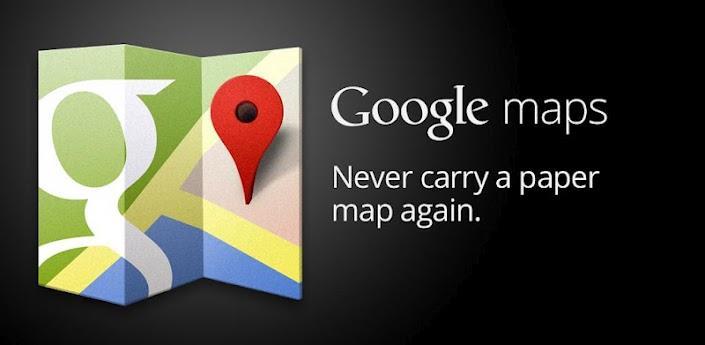Google Maps 6.11 con la navegación en bicicleta