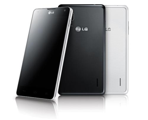 LG Optimus G un hermoso Android