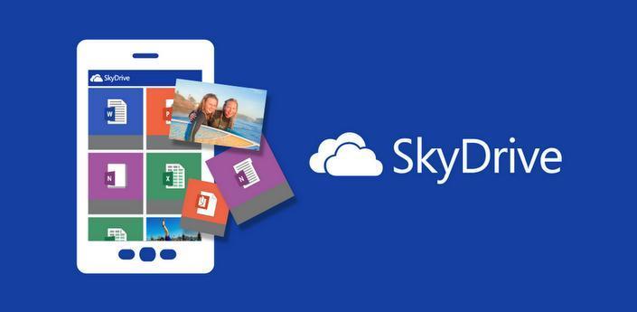Skydrive llega para Android