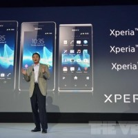 Sony Xperia T, Xperia J y Xperia V