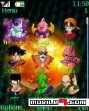 Tema Dragon Ball Z-Juegos