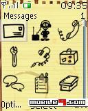 Tema Nokia boceto-Tecnología