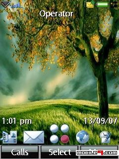 Temas para Sony Ericsson P1