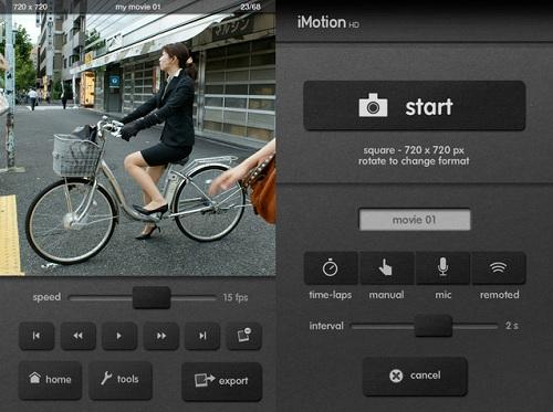 iMotion HD