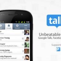 Tu mensajería instantánea con Talk.to