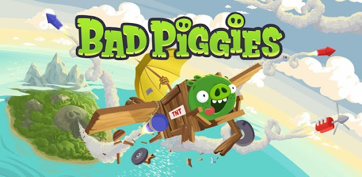 Bad Piggies, llega finalmente a Android