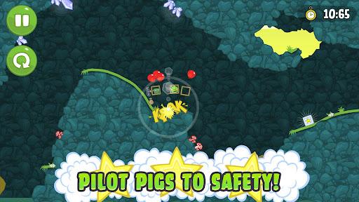 Bad Piggies, viene al fín a Android
