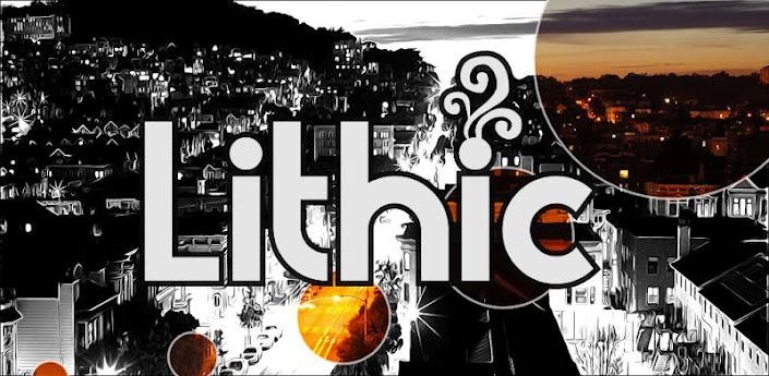 Lithic, tus fotos con estilo cómic