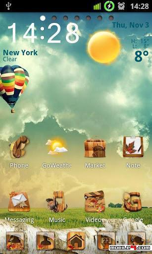 Temas para Samsung Galaxy S Duos S756