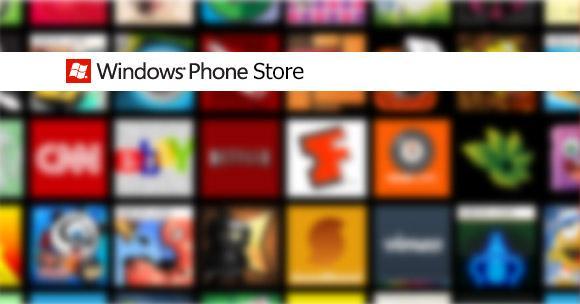 Windows Phone Store, las aplicaciones de Microsoft en un sólo lugar