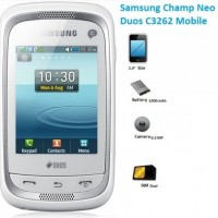 Samsung Champ Neo Duos GT-C3262
