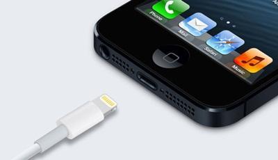 Su nuevo conector de Apple: Lightning