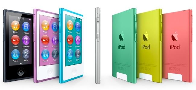 Nuevo iPod Nano, todo lo que deberías saber