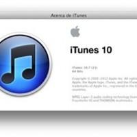 Descarga iTunes 10.7 su nueva actualización