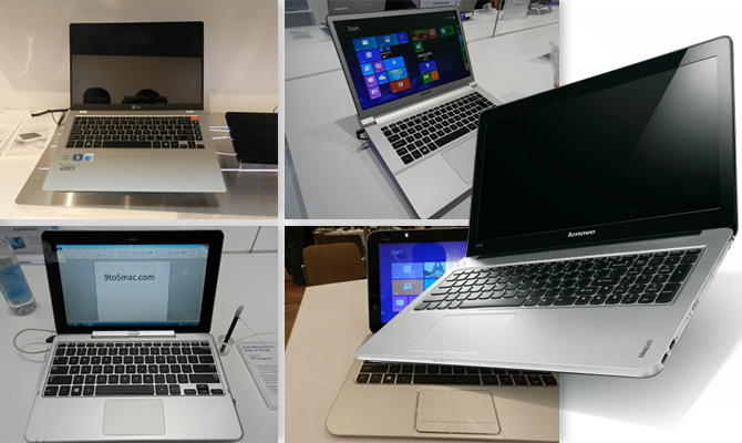 ultrabooks copias de apple